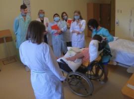 Завершився тренінг «Порушення ковтання у пацієнтів після інсульту. Модуль 2...